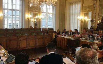 Modification du ROI : Ecolo quitte le conseil communal pour dénoncer le passage en force de la majorité !