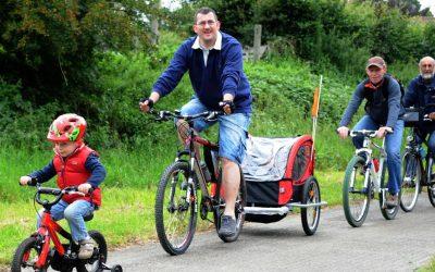 Bienvenue aux vélos à Verviers